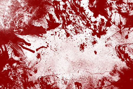 hemorragia: Bloody Fondo De La Pared Foto de archivo