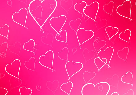 Valentines Day Abstract Background photo