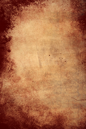 Abstract Grunge Bloody Wall Stock Photo