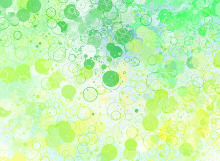 buble: Colorful Abstract Circles Ring Background