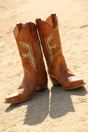 cowgirl boots: Cowgirl boots