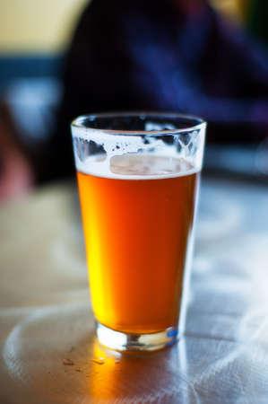 Light Golden Beer Imagens