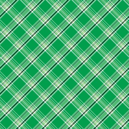 Illustration of green plaid as a background pattern Stock Illustration - 2572061