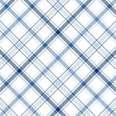3 色が青の格子縞の背景パターン