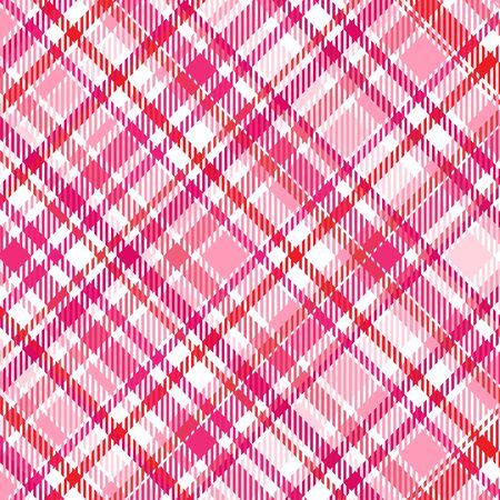 ピンクの色合いで格子縞背景パターン 写真素材 - 4082305