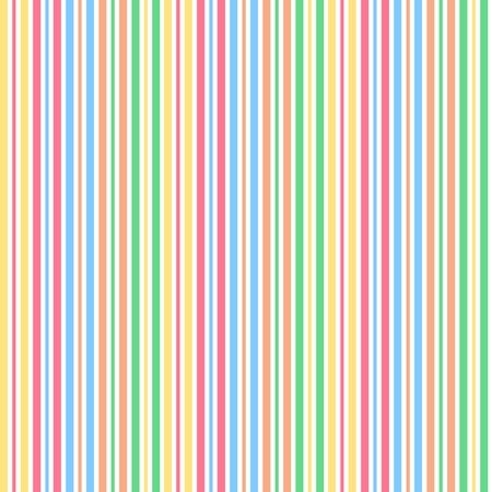 An illustration of bright pastel colored stripes  Stock Photo