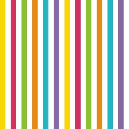 밝은 줄무늬 패턴의 일러스트
