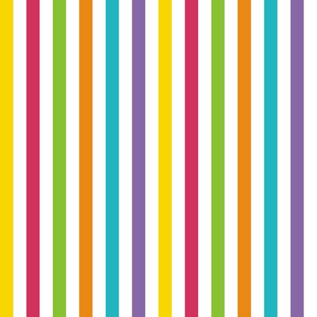 An illustration of a bright stripe pattern
