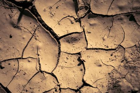 splitting up: earth cracking