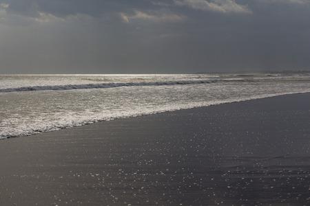 seminyak: Sunset at Seminyak Beach on Bali � Indonesia