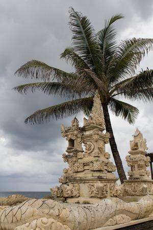 seminyak: A little temple next to the beach in Seminyak � Bali