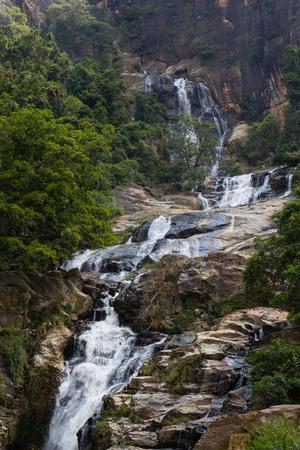 murmur: A big waterfall in Sri Lanka