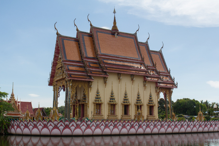 Wat Nuan Na Ram in Koh Samui, Thailand photo