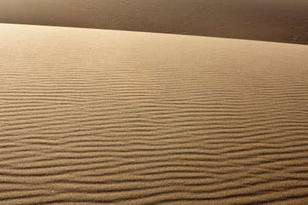 Rippled Sand - Abstract Landscape photo
