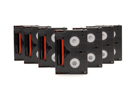 tapes army Stock Photo