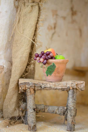 wooden handmade: Subject wooden handmade Stock Photo