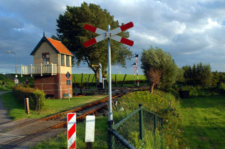 spoor: railroad