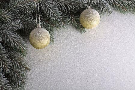 twig: christmas twig Stock Photo