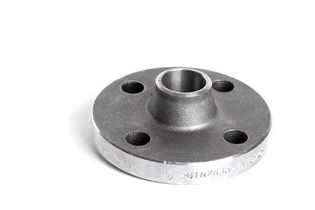 flange: Steel flange