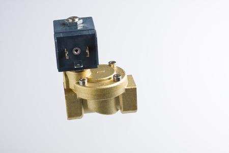 valve: Solenoid valve