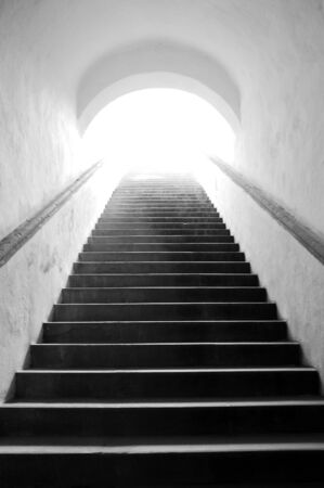stairway to heaven Stock Photo - 15951952