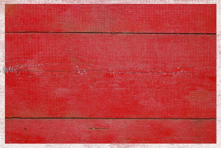 horizontal background of red boards with white frame