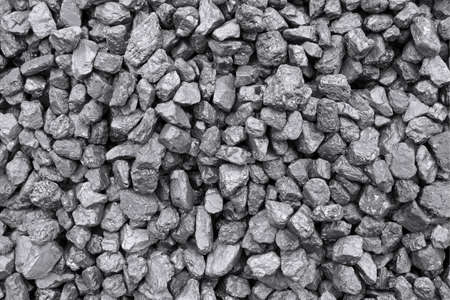 hard coal for thermal power plants and for combustion as a source of heat Stock Photo