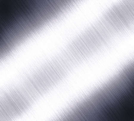 other brushed metal texture Stock Photo - 3398554