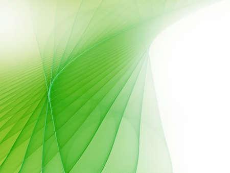 soft green futuristic background
