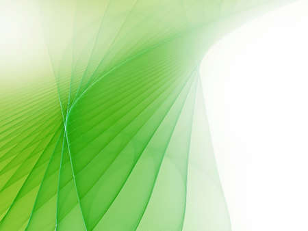 soft green futuristic background