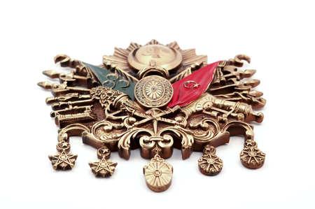 L'Empire ottoman bras