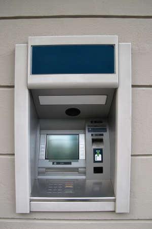 bancomat: Cash machine
