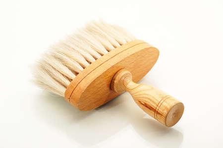 masculinity: Barber brush