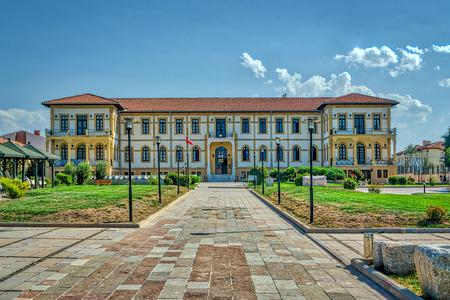 Musée archéologique de Corum, Anatolie centrale, Turquie Banque d'images