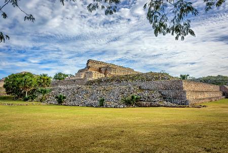 Kabah, Maya archaeological site, Puuc region, Merida, Yucatan, Mexico Reklamní fotografie