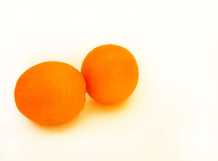 juicy: A Fresh juicy oranges isolated Stock Photo