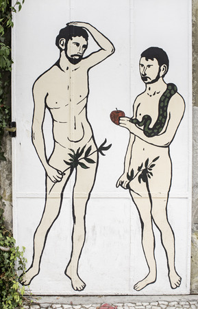lesbienne: hommes Gay religion, personnages bibliques