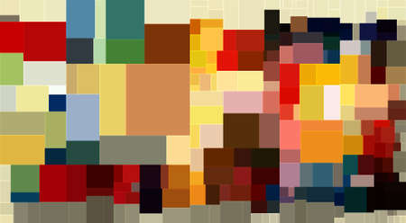 isometric minimal abstract cubes and squares colorful backgrounds textures patterns Stock fotó