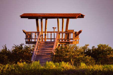 watchtower: Watchtower, Merritt Island, Titusville, Brevard County, Florida, USA