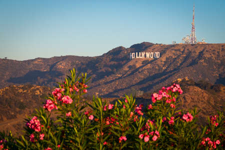 Hollywood Sign Los Angeles California USA
