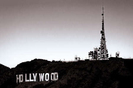 hollywood   california: Hollywood Sign, Los Angeles, California, USA