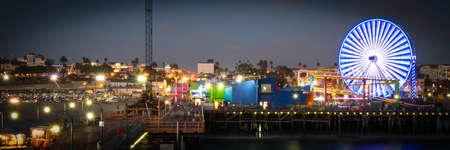 santa monica: Santa Monica Pier, Santa Monica, Los Angeles County, California, USA