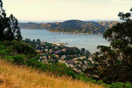 Headland of the Golden Gate National Recreation Area, The Presidio, San Francisco, California, USA