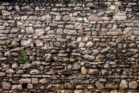 stone wall: Stone wall Stock Photo