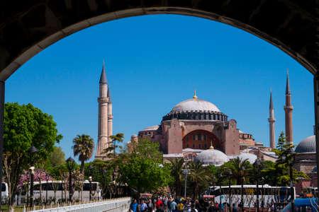 sophia: Hagia Sophia Mosque and church