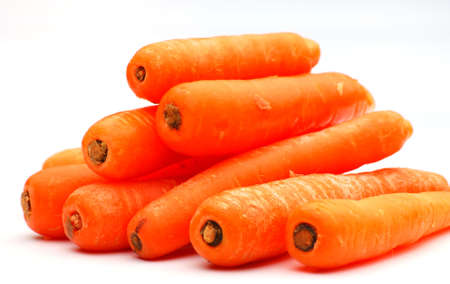 grown: home grown carrots