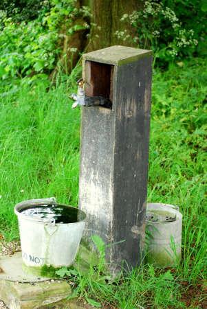 churchyard: churchyard tap