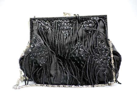 tassles: Evening bag