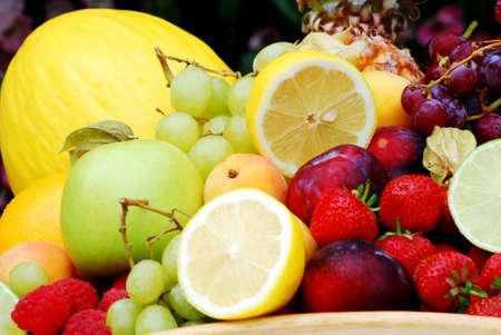 medley: fruit medley Stock Photo