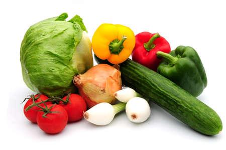 homegrown: Homegrown salad
